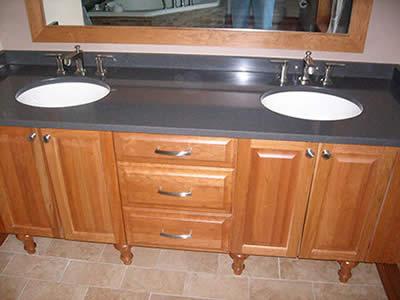 dual sinks by Riverside Plumbing, LLC in WI