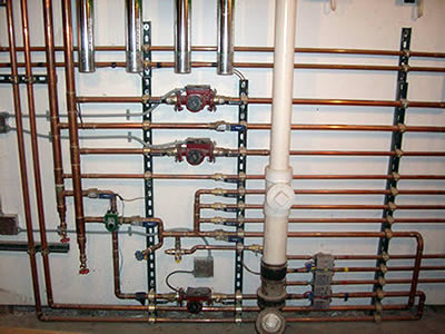 commercial plumbing services by Riverside Plumbing, LLC in WI