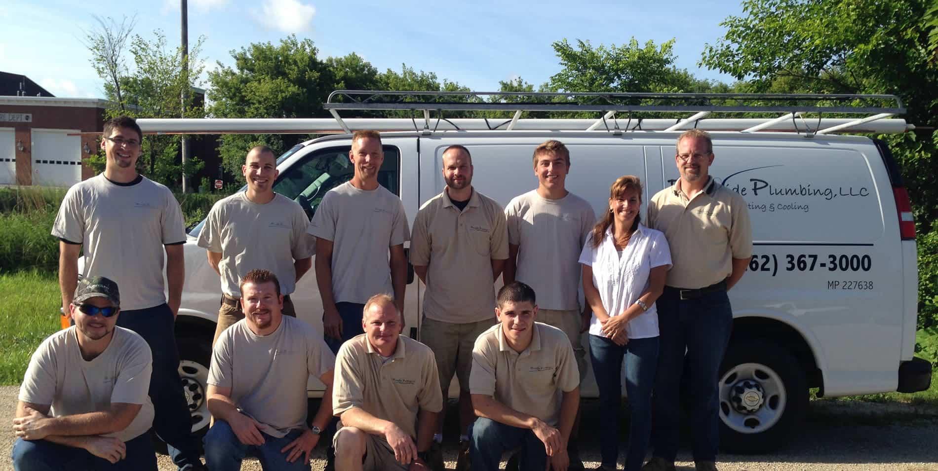 Riverside Plumbing LLC Team in Nashotah, WI - Lake Country Area Plumbing & Heating and Cooling Services