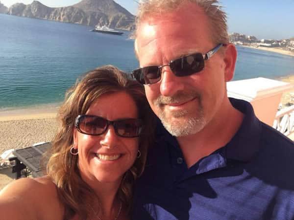 Travis Sarinske & Michelle Sarinske - Owners of Riverside Plumbing, LLC in Nashotah WI