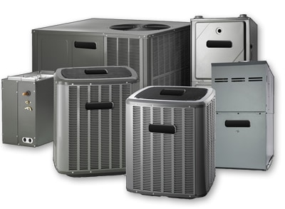 HVAC - heating and cooling services